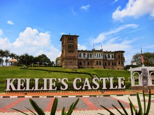Kellie's Castle 凯利古堡1