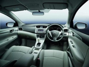 Nissan-Sylply-sedan-interior