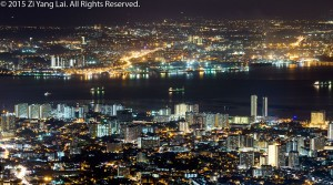 Penang-Hill-Malaysia-升旗山-Bukit-Bendera-Nightscape-City-View-Zi-Yang-Lai-8