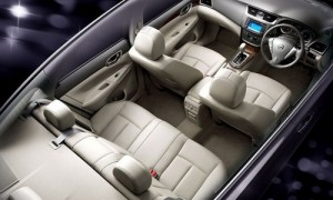 nissan-sylphy-front-and-rear-seats-together